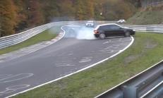 Audi S3, Ring'te Fena Patladı