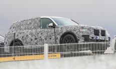 G07 Kasa 2018 Yeni BMW X7 Görüntülendi
