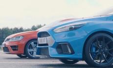 Hangisi Geçer: Ford Focus RS – VW Golf 7 R