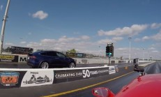 Hangisi Geçer? Tesla Model X P90D – Ferrari 458 Italia