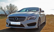 Mercedes CLA 180 CDi AMG (Dizel Otomatik) İncelemesi