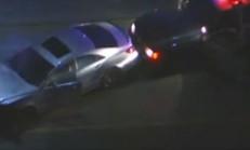 Mercedes CLS, Amerikan Polisini Deli Etti