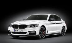 Yeni BMW 5 Serisi G30 İçin M Performans Kiti Tanıtıldı