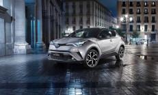Yeni Toyota CH-R Türkiye Fiyatı ve Özellikleri