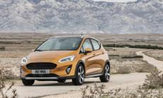 2017 Yeni Ford Fiesta Active Özellikleri Açıklandı