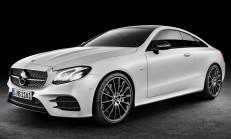 2017 Yeni Kasa Mercedes E Coupe Özellikleri Açıklandı