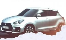 2017 Yeni Kasa Suzuki Swift Geliyor