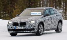 2018 Yeni BMW X2 Kendini Gösterdi