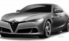 Sırada E Segmenti Var: Yeni Kasa Alfa Romeo Alfetta