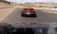 BMW 135i ile McLaren 675LT Kovalamaya Hazır Mısınız?