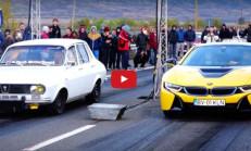 Dacia 1300 Quattro, BMW i8'e Kafa Tutuyor