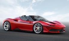 Japonya'da 50. Yılın Şerefine Özel Üretildi: Ferrari J50