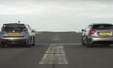 Hangisi Geçer? Mercedes-AMG A45 – Honda Civic Type-R