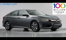 Honda, 100 Milyon Dedi