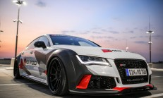 Bu Yılı M&D Exclusive Cardesign Audi RS7 İle Noktalıyoruz