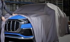 Yeni Audi Q8 Geliyor
