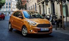 2017 Yeni Ford Ka+ Teknik Özellikleri Açıklandı