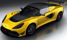 2017 Yeni Lotus Exige Race 380 Teknik Özellikleri Açıklandı