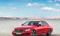 2017 Yeni Mercedes E180 Türkiye Fiyatı ve Özellikleri