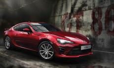 2017 Yeni Toyota GT 86 Teknik Özellikleri Açıklandı