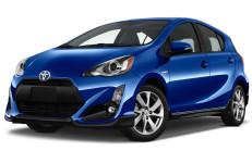 Karşınızda 2017 Yeni Toyota Prius c