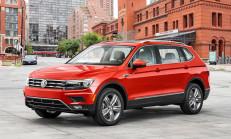 Artık Daha Uzun: 2018 Volkswagen Tiguan Allspace Tanıtıldı