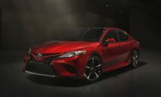 2018 Yeni Kasa Toyota Camry (XV70) Tanıtıldı