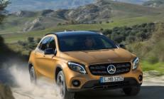 2018 Yeni Mercedes-Benz GLA Serisi Özellikleri Açıklandı