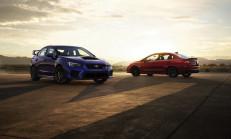 2018 Yeni Subaru WRX ve WRX STi Tanıtıldı