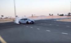 BMW M4'ten Eşsiz Drift Gösterisini İzlemelisiniz