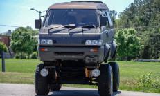 Görebileceğiniz En Sıra Dışı Mitsubishi L300