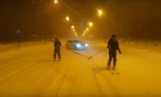 Yeni Trend: Kayak Drift