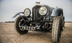 1928 Model Bu Bentley, 7 Milyon Dolara Satıldı!