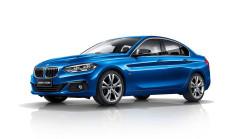2017 Yeni BMW 1 Serisi Sedan (F52) Tanıtıldı