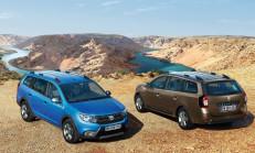 2018 Yeni Dacia Logan MCV Stepway Tanıtıldı