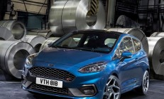 2018 Yeni Ford Fiesta ST Özellikleri ile Tanıtıldı