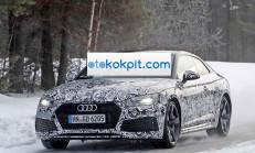 Sırada 2018 Yeni Kasa Audi RS5 Var