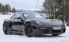 2019 Yeni Porsche 911 Göründü