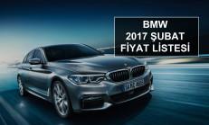 BMW Modelleri Şubat 2017 Fiyat Listesi