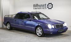 Mercedes E Serisinin (W210) Pick-Up Yüzünü Görmelisiniz
