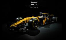 Renault Sport Formula 1 Takımı, Yeni Aracı R.S.17 Tanıttı