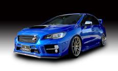 ROWEN, Bu Sefer Yeni Subaru WRX STI İçin Konuşturdu