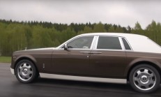 Toyota GT 86, Rolls Royce Phantom'a Karşı