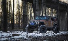 Vilner 2017 Jeep Wrangler Hunting Çalışması Yayınlandı