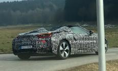 Yeni BMW i8 Spyder Görüntülendi