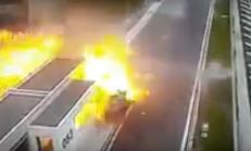 Yunanistan'da Porsche Katliamı