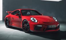 2018 Yeni Porsche 911 GT3 Teknik Özellikleri Açıklandı