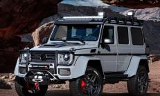 Brabus 550 Adventure 4×4² (Mercedes G500) Tanıtıldı