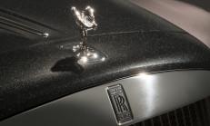 Rolls-Royce'un Elmas Kaplama Boyası İle Tanıştınız Mı?