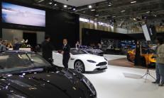 2017 İstanbul Autoshow Aston Martin Standı